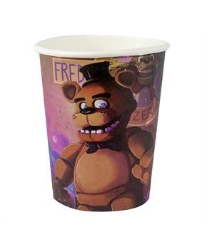 Five Nights at Freddy's 9oz Paper Cups