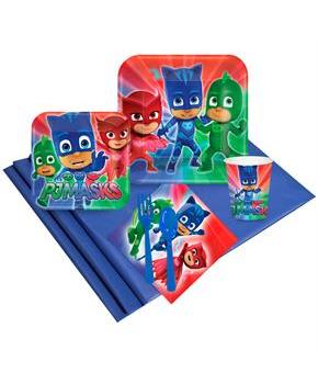 Teen PJ Masks 16 Guest Party Pack