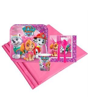 Pink Paw Patrol 8 Guest Party Pack