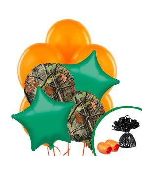 Boys Hunting Camo Balloon Bouquet
