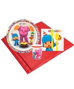 Pocoyo 8 Guest Party Pack