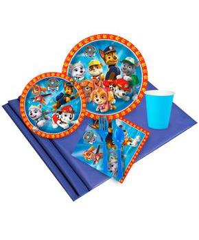 Paw Patrol Boy 24 Guest Party Pack