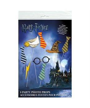 Harry Potter Photo Props