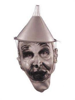 Tin Man Hat The Wizard of Oz