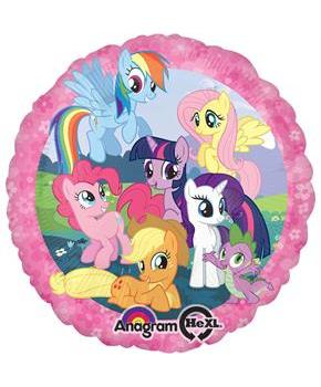 My Little Pony Foil Balloon (1)