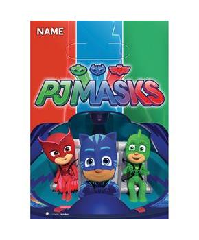 PJ Mask FOLDED LOOT BAGS