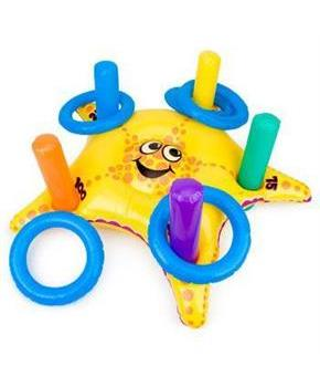 Inflatable Starfish Ring Toss