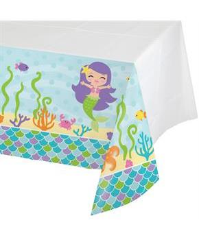 Mermaid Friends Tablecover