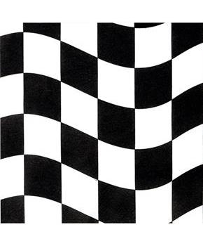 Racing Party Beverage Napkins (18)