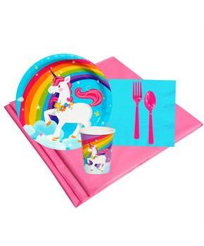 Fairytale Unicorn Party 8 Guest Party Pack