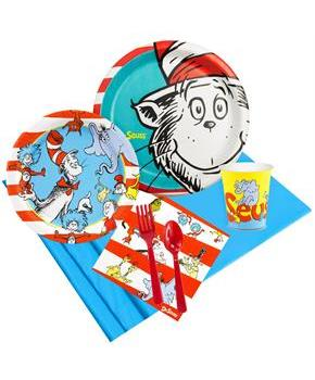 Dr Seuss Party Pack (32)