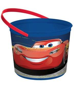 Disney Cars 3 Favor Bucket(1)