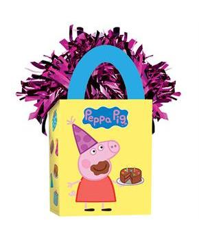 Peppa Pig Mini Balloon Weight