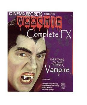 Vampire Complete Kit - Red - One Size