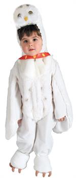 Boys Harry Potter Hedwig Deluxe Toddler / Child Costume