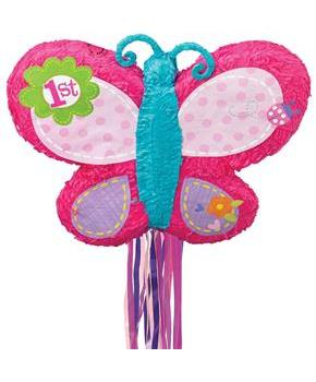 1st Birthday Butterfly Pinata