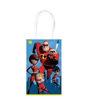 INCREDIBLES 2 Printed Paper Kraft Bags