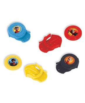 INCREDIBLES 2 Mini Disc Shooters