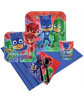PJ Masks Party Pack for 8