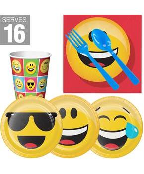 Show Your Emojions Snack Party Pack For 16