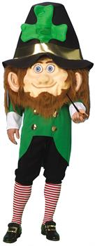 Parade Leprechaun Adult Costume - Green - One-size