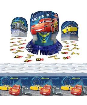 Disney Cars Table Decoration Kit