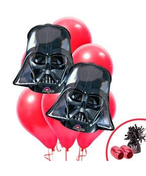 Star Wars Darth Vader Jumbo Balloon Bouquet Kit