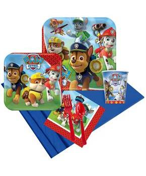 Paw Patrol Party Pack for 8