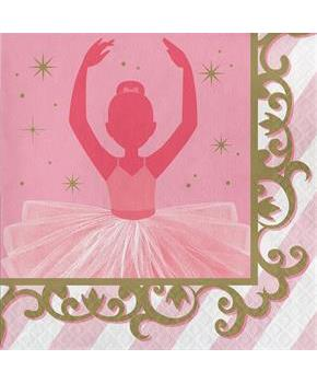 Twinkle Toes Lunch Napkin (16)