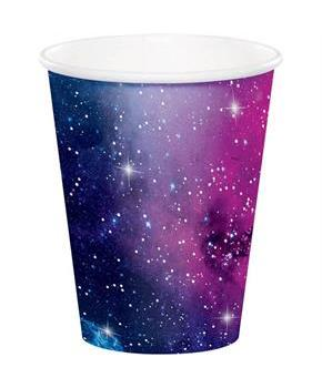 Galaxy Party Hot/Cold 9oz Cup (8)