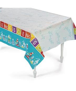 Science Party Tablecover