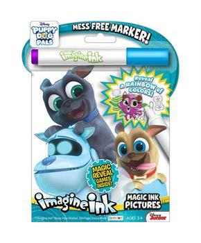 Disney Puppy Dog Pals Imagine Ink Magic Ink Pictures (1)