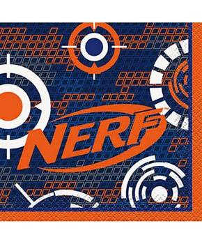 Nerf Party! Beverage Napkin (16)