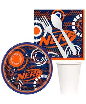 Nerf Party Snack Pack for 16