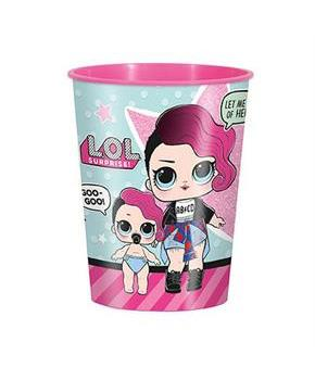 LOL Surprise Plastic Cup 16 oz. (1)