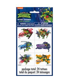Teenage Mutant Ninja Turtles Tattoos (24)