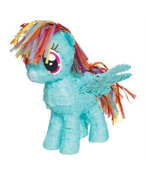 MLP Friendship Adventures Mini Pinata Decoration (1)