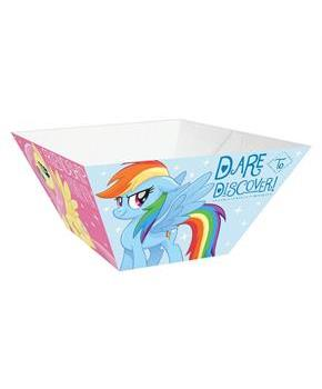 MLP Friendship Adventures Small Paper Snack Bowls (3)