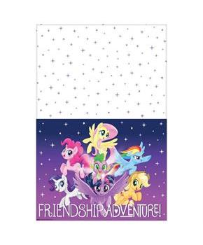 MLP Friendship Adventures Plastic Tablecover