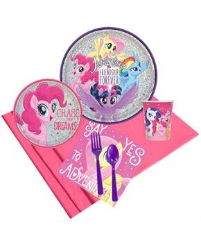 My Little Pony Friendship Adventures Party Pack fo