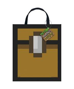 "Minecraft Tote Bag 13"" X 11"""