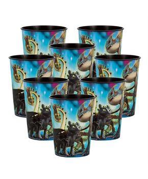 How to Train Your Dragon: The Hidden World 16oz Pl