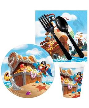 Treasure Island Snack Pack for 16