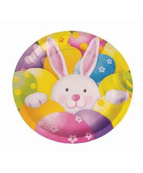 "Easter 9"" Plates (8)"