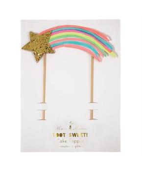 Shooting Star Cake Topper (1)