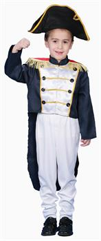 Colonial General Child Costume