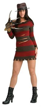 Ms. Krueger Naughty Nightmare Adult Costume