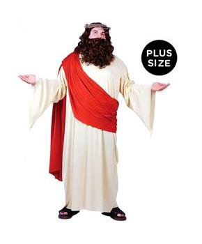 Jesus Adult Plus Costume