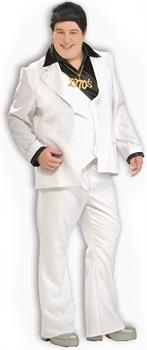 Disco Man Adult Plus Costume