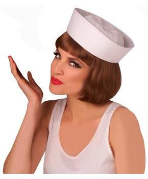 Sailor Hat Naval Cap For Navy Fancy Dress Up